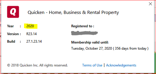 Quicken Home Business Rental Property 2020.When Will Quicken 2020 Be Available For Downloading Quicken