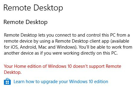 Multi-Users - Remote Desktop access software — Quicken