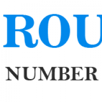routernumber