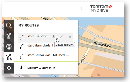 FAQ - What is MyDrive and what can I do with it? — TomTom Community