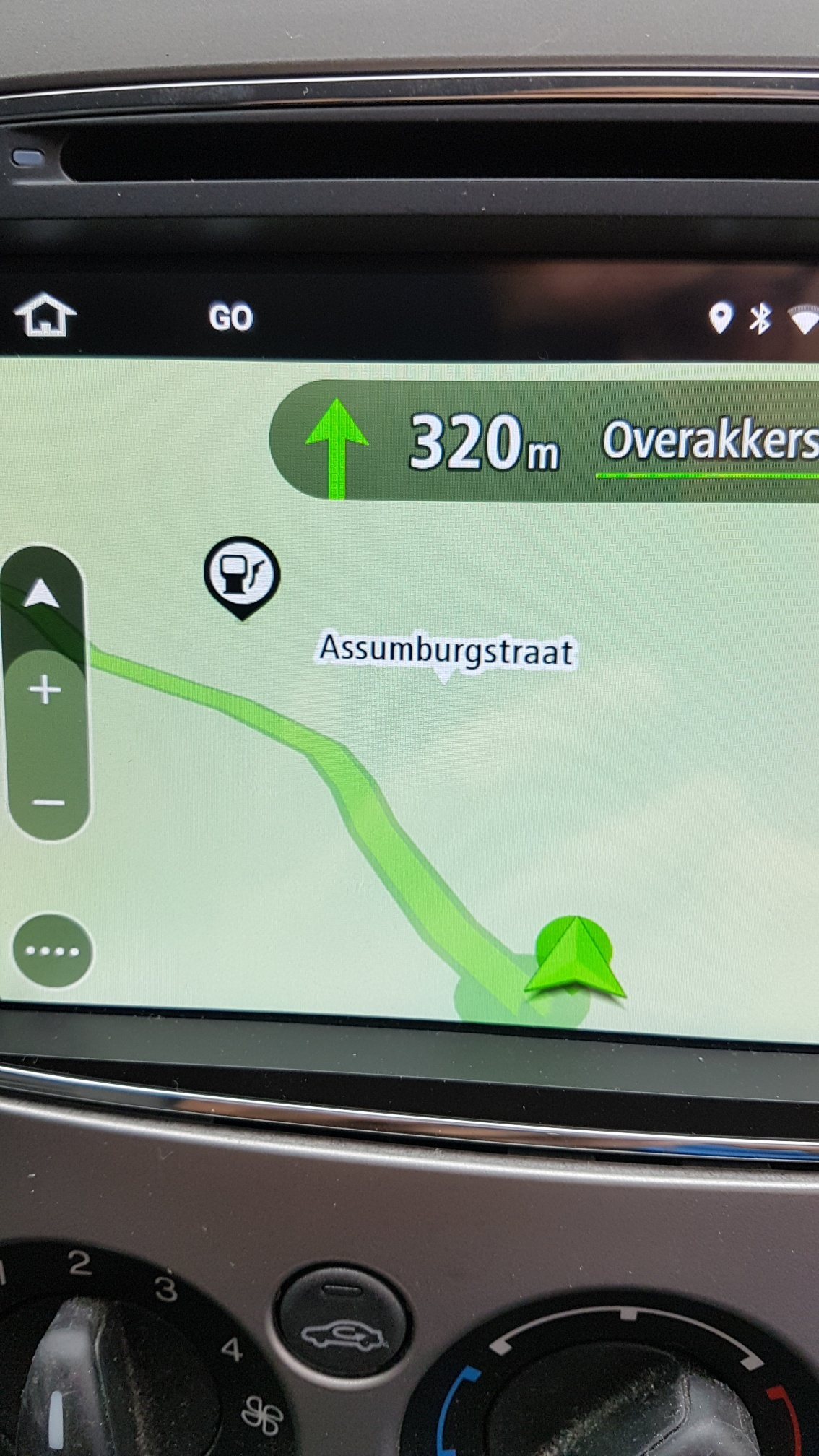 Display of map incorrect? — TomTom Community