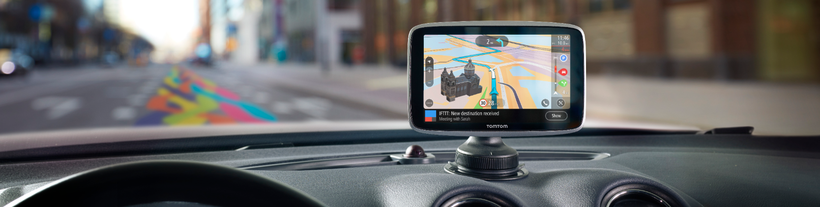 TOMTOM LAUNCHES STATE-OF-THE-ART SATNAV- THE GO PREMIUM