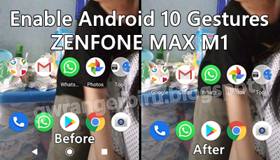 Max M1 Before- After Enable Android 10 Gesture.png