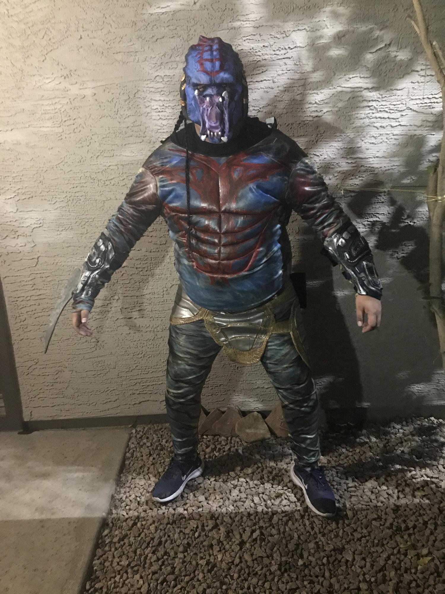 Predator Halloween costume.jpg