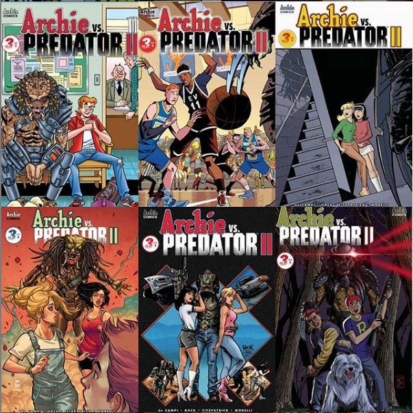 Archie vs Predator 2 issue 3.JPG