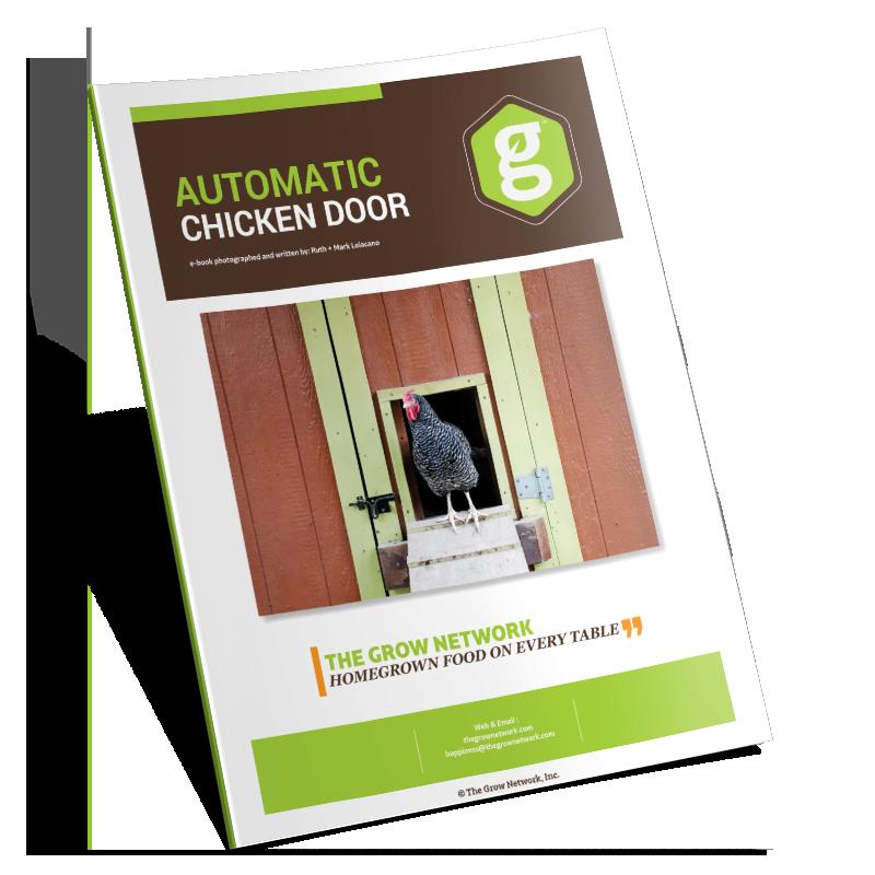 Diy Automatic Chicken Door The Grow Network Community