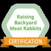 Raising Backyard Meat Rabbits
