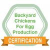 Backyard Chickens for Egg Production