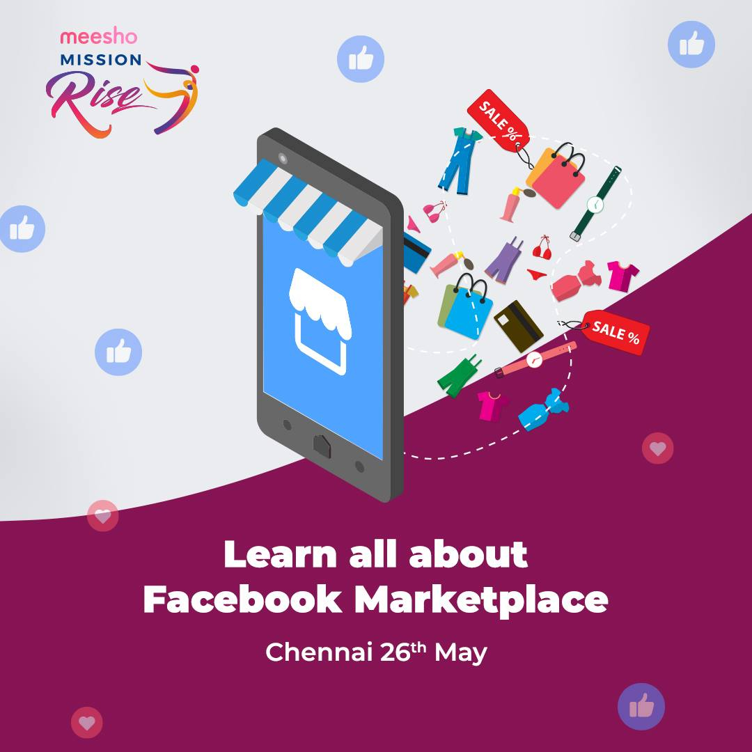 Mission Rise Chennai! — Meesho