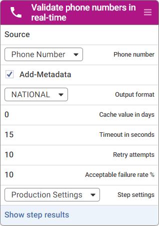 Experian Phone Validation Experian Data Quality Community