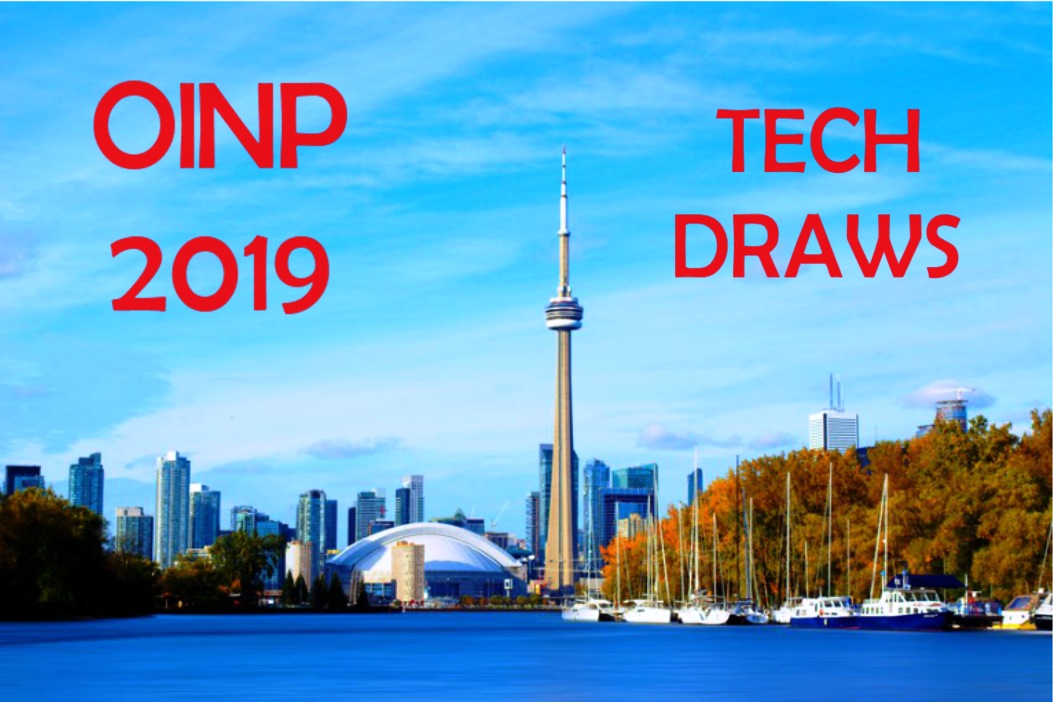 Ontario PNP 2019 Tech Draws | OINP Invites For IT Industry