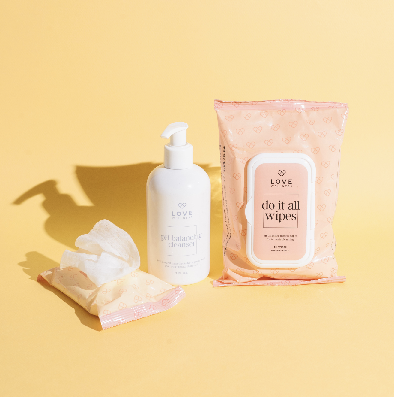 Intimate Cleanser Kit