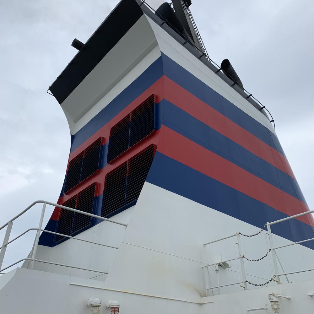 Ferry(Ogasawara-Maru)