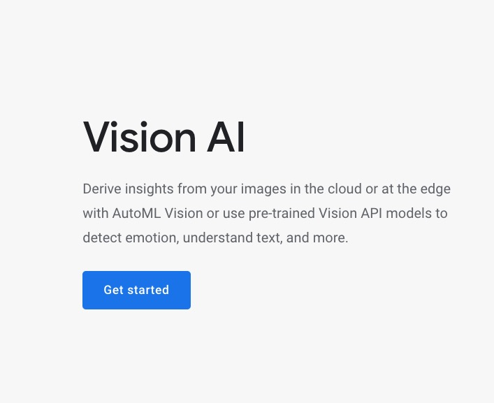 Learn and Try AI/ML