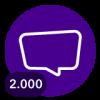 ¡2.000 comentarios!