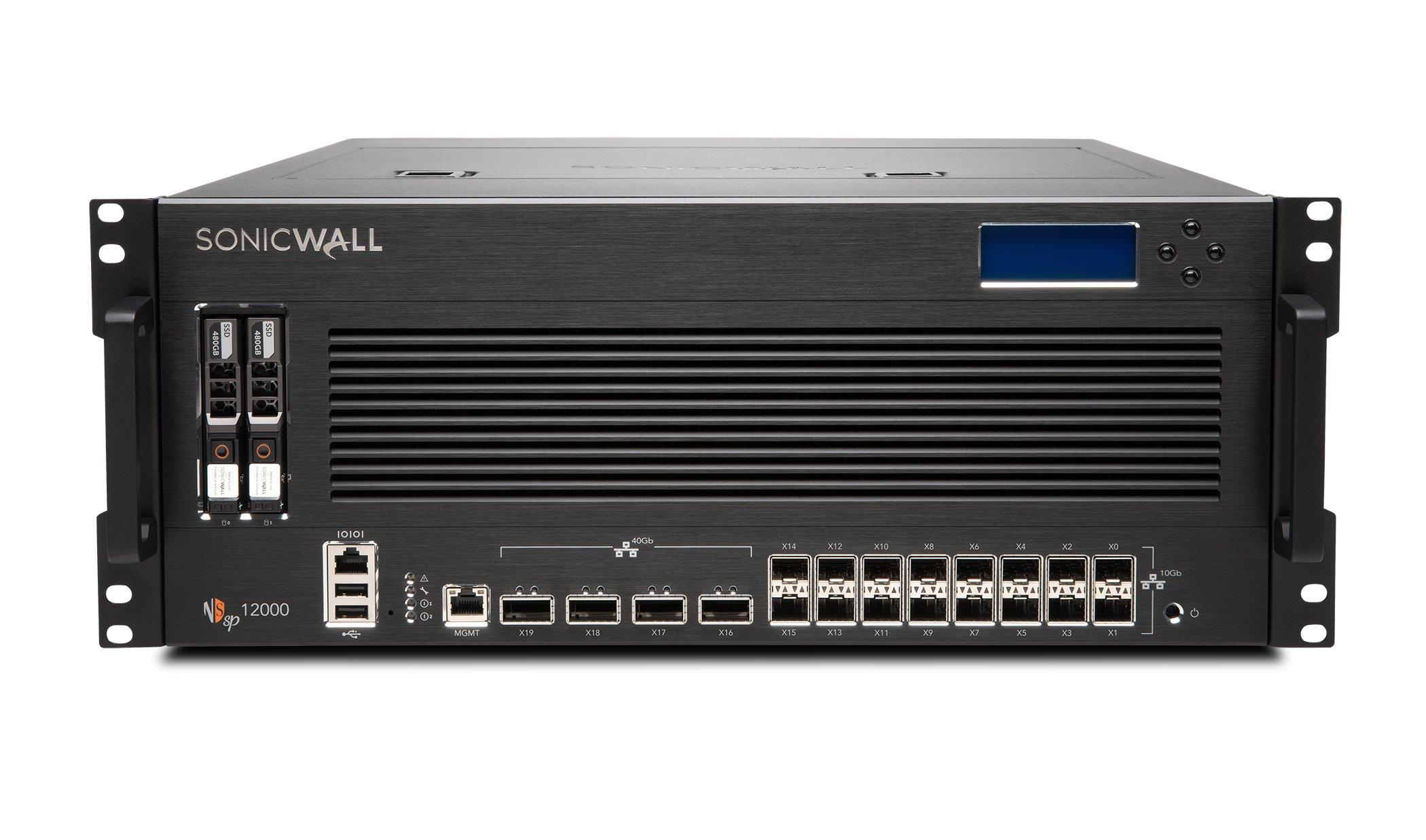 High End Firewalls