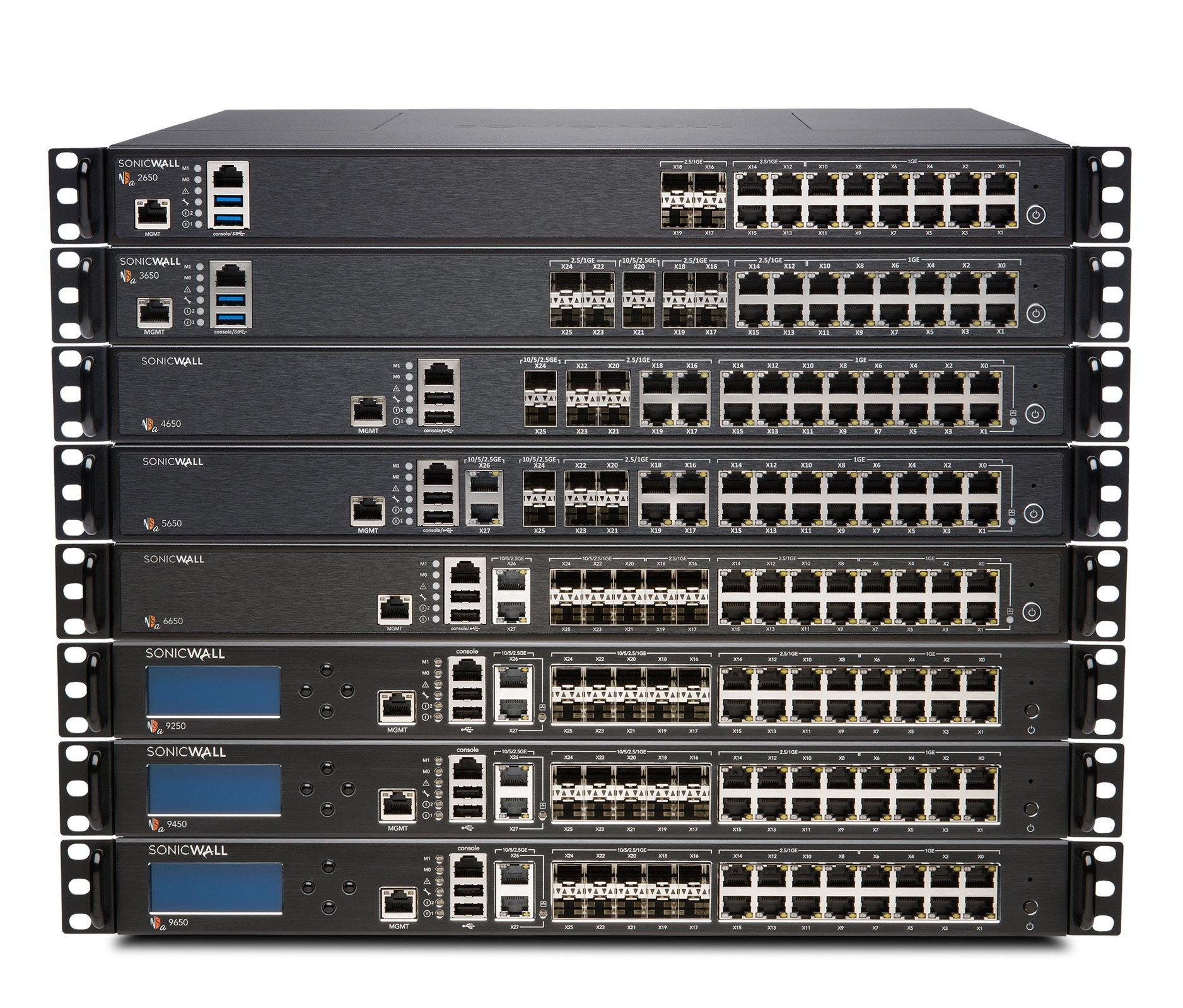 Mid Range Firewalls
