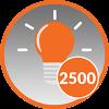 2,500 Insightfuls