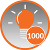 1,000 Insightfuls