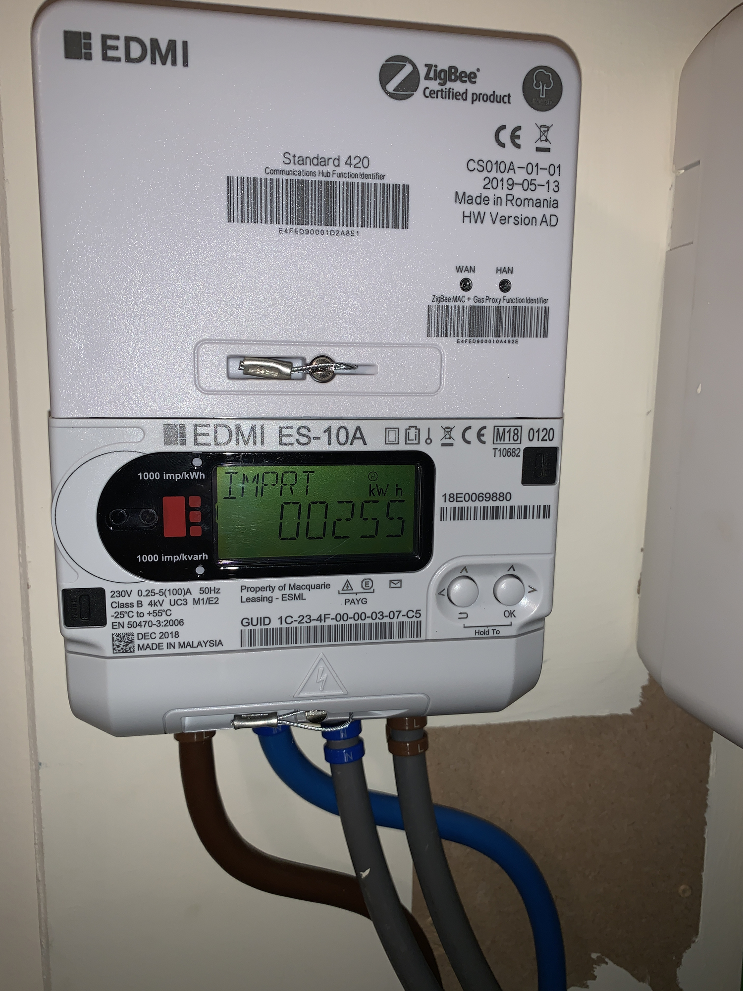 SMETS2 - Smart Meter Models Recommended? and Switching ...