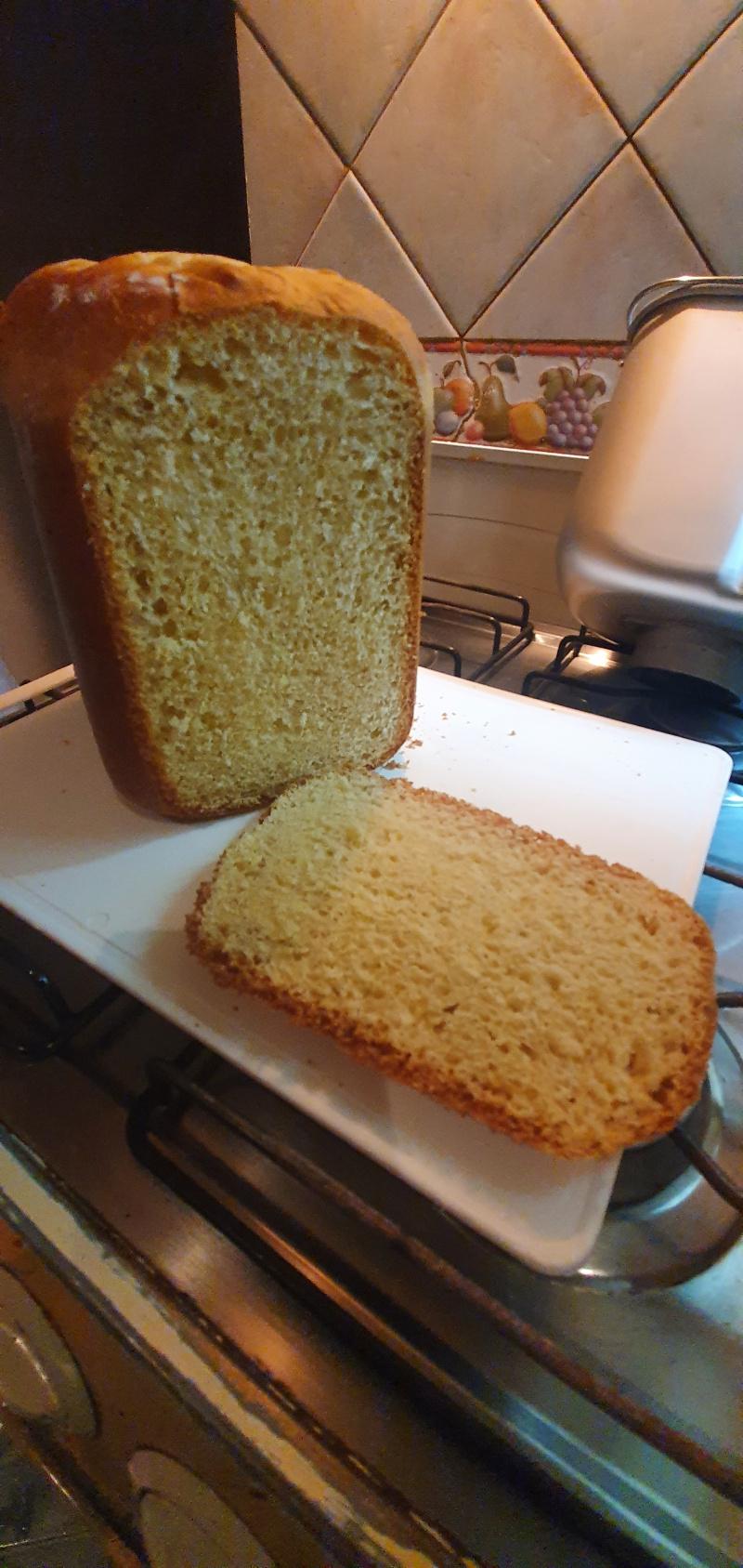 cocinando pan casero