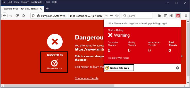 Norton Safe Web for FF v3_13_0_15 AMTSO Anti-Phishing Pass 11 Oct 2020.png