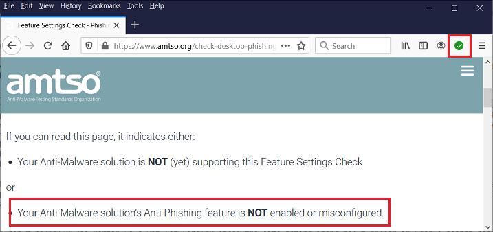 Bitdefender TrafficLight v3_1_3 AMTSO Anti-Phishing Fail 11 Oct 2020.png