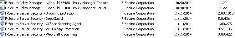 Server SW