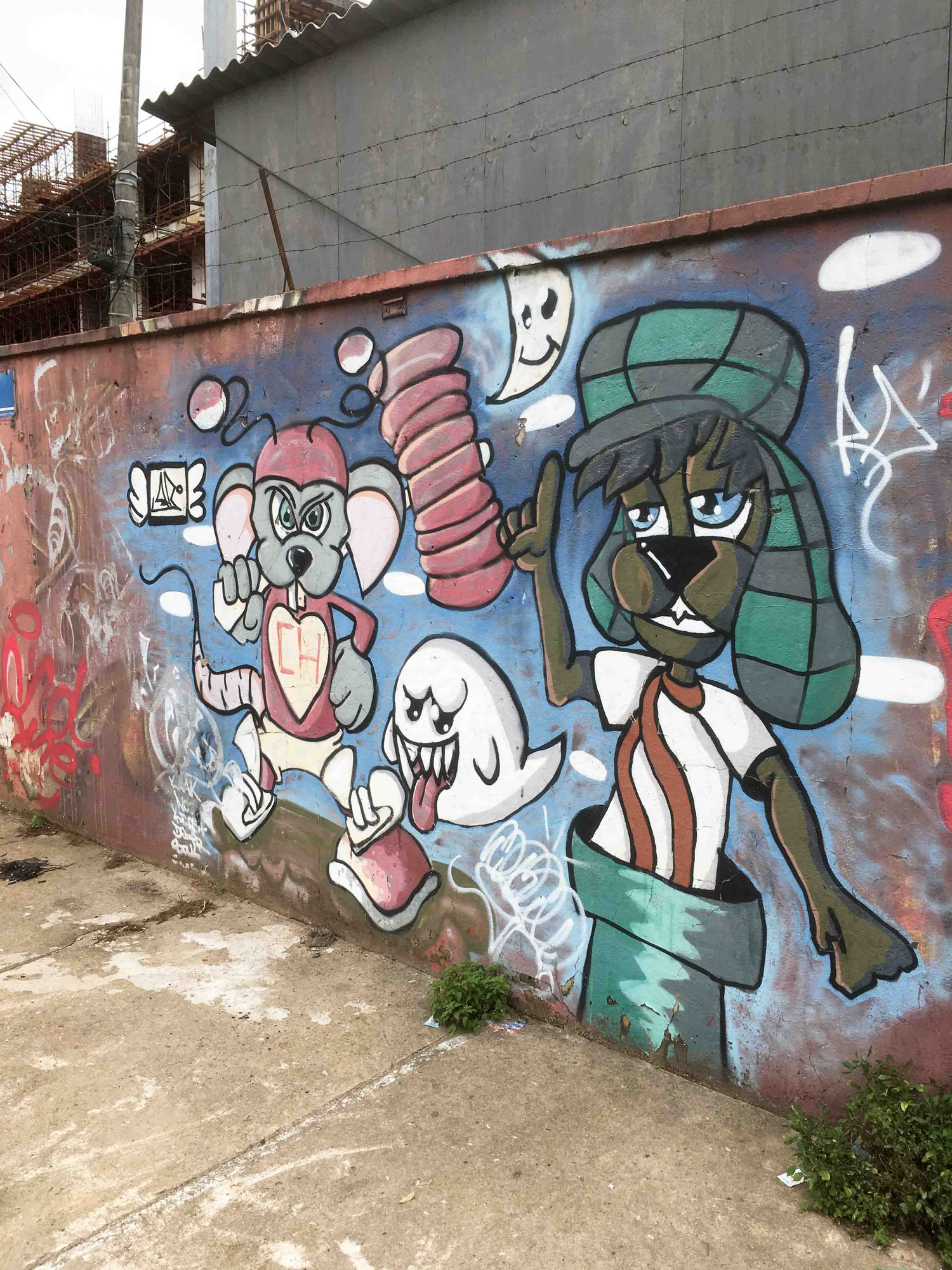 Grafite Do Rato Chapolin 2.JPG