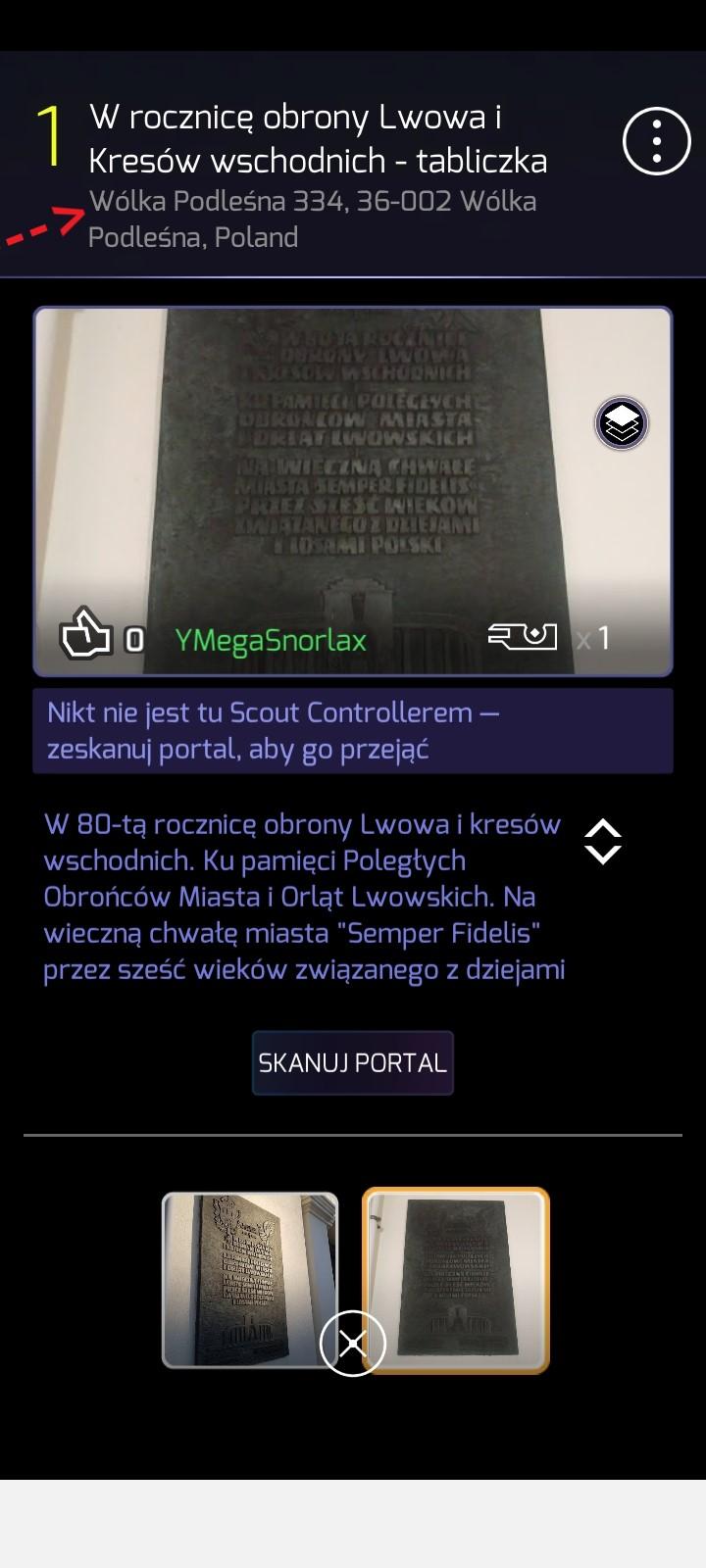 W rocznicę obrony Lwowa i Kresów wschodnich - tabliczka.jpg