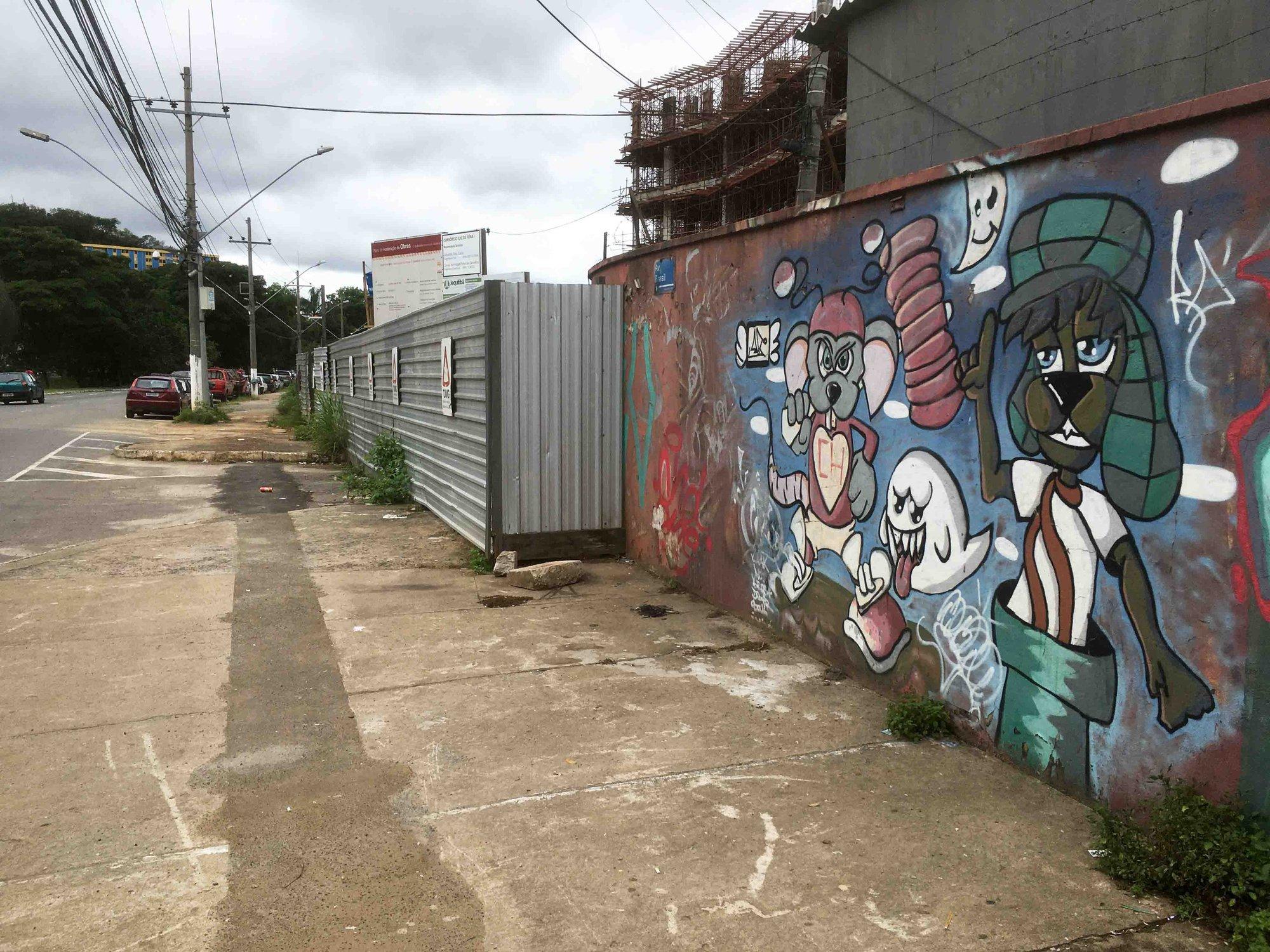 Grafite Do Rato Chapolin 1.JPG