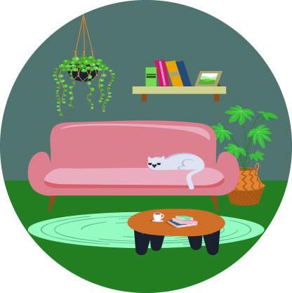 Indoorsy Badge Icon