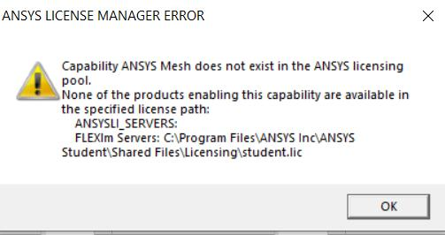 Ansys License Manager Error.jpeg