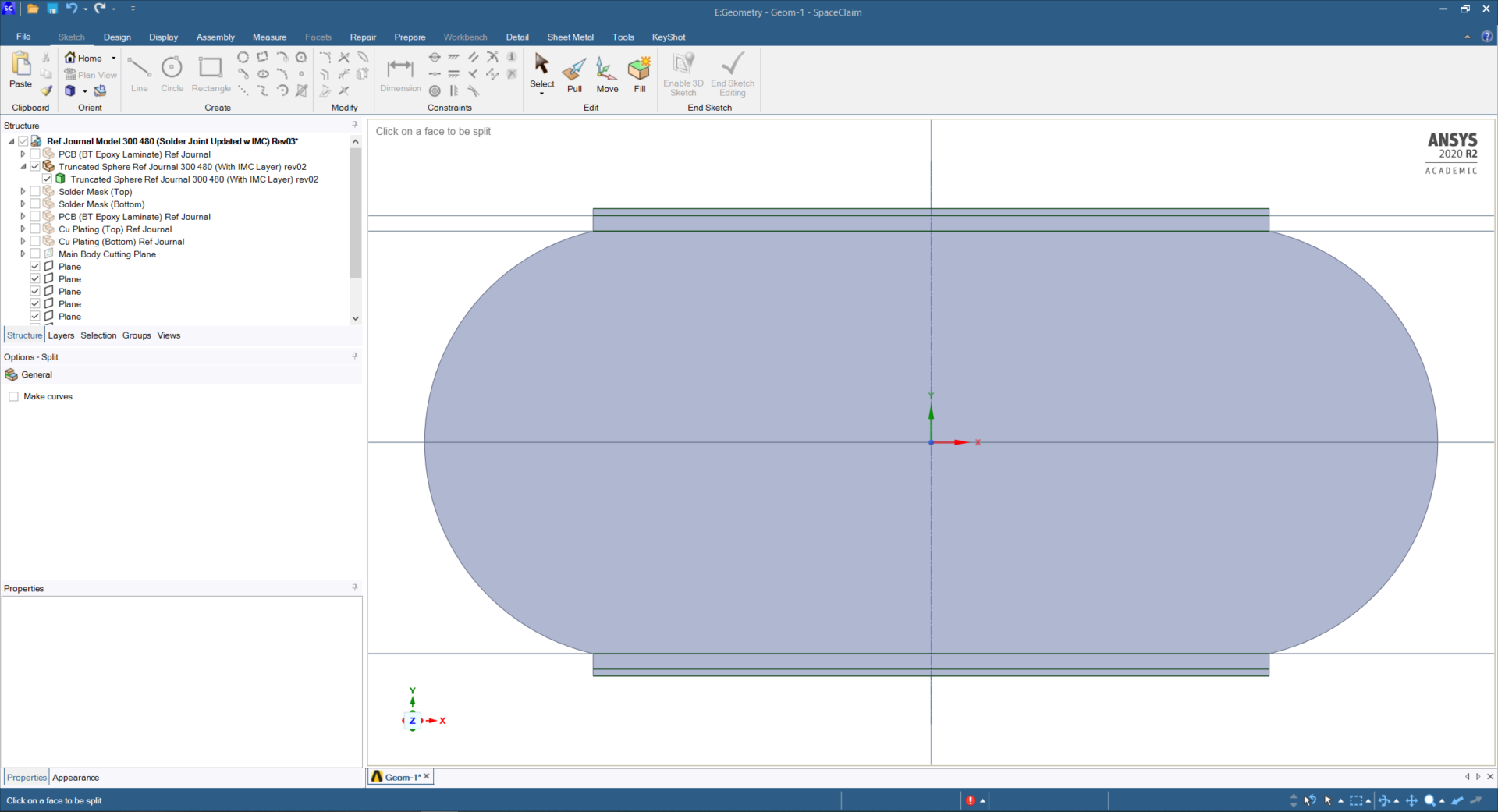 Ansys Face Split (wo annotation).png