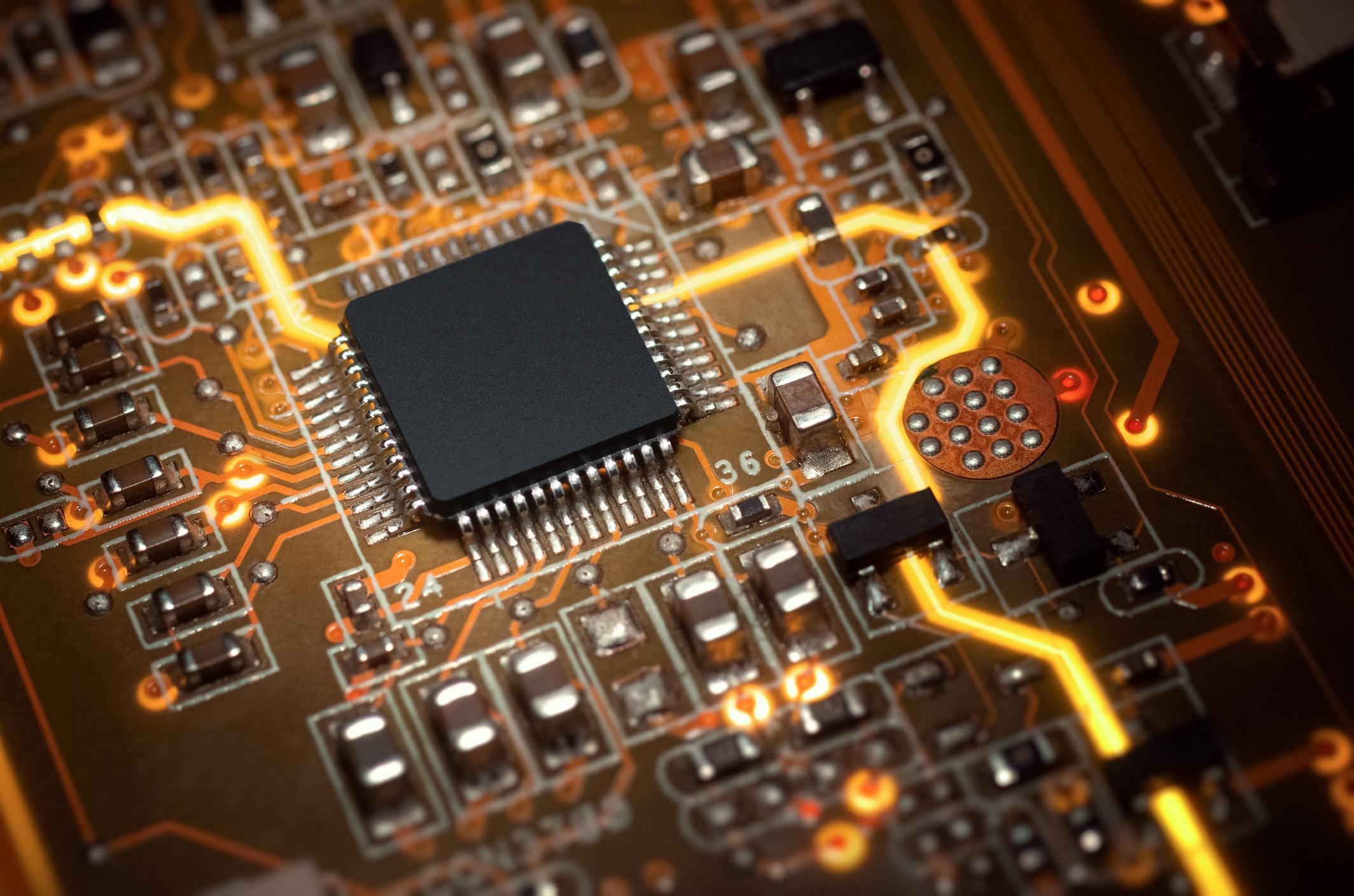 Electronics & Electromagnetics