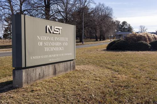 National Institute of Standards Technology NIST US Agency Dept of Commerce Cybersecurity Sign_0.jpeg