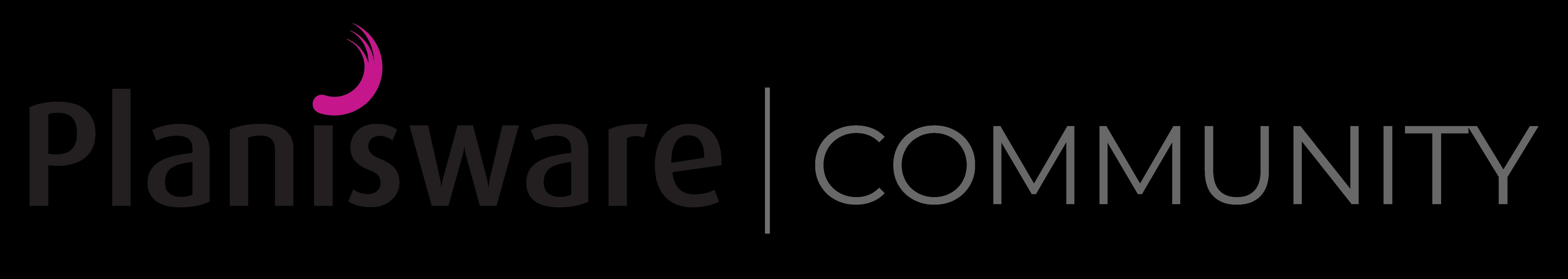 Planisware's Community