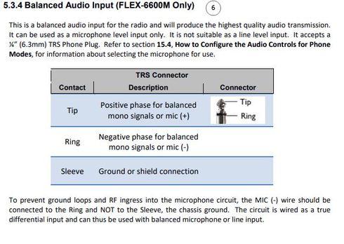 """heil 781 wiring diagram xlr to 1/4"""" plug on the 6600m"""