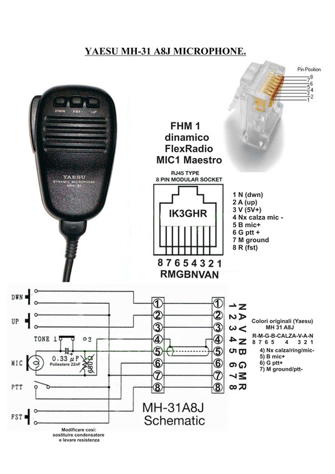Yaesu Mic Wiring Diagram from us.v-cdn.net