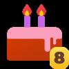 Eighth Anniversary