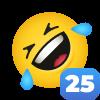 25 LOLs
