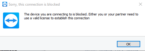 TeamViewer - blocked device.PNG