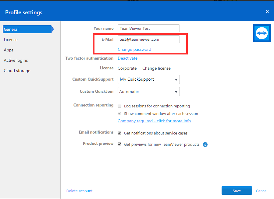 TeamViewer Management Console_change email.png