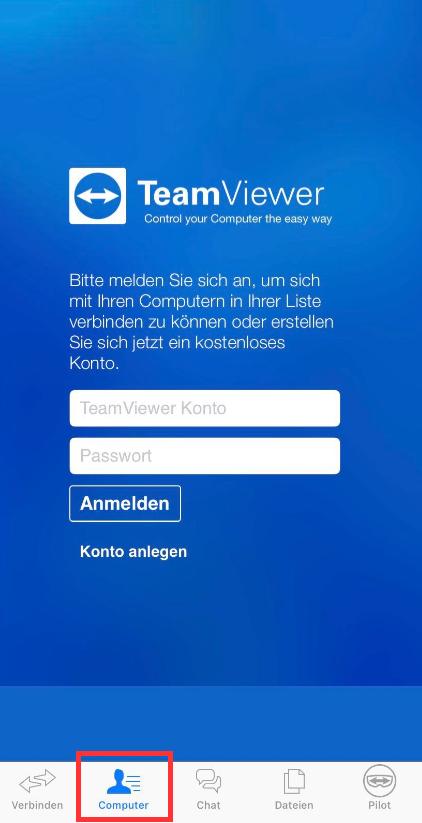 Beispiel von iOS