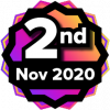 2nd Place Contest Winner - Nov 2020 Coolest Course