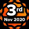 3rd Place Contest Winner - Nov 2020 ILT to Online
