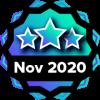 Contest Participant - Nov 2020 Coolest Course