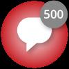 500 Comments