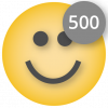 500 Agrees