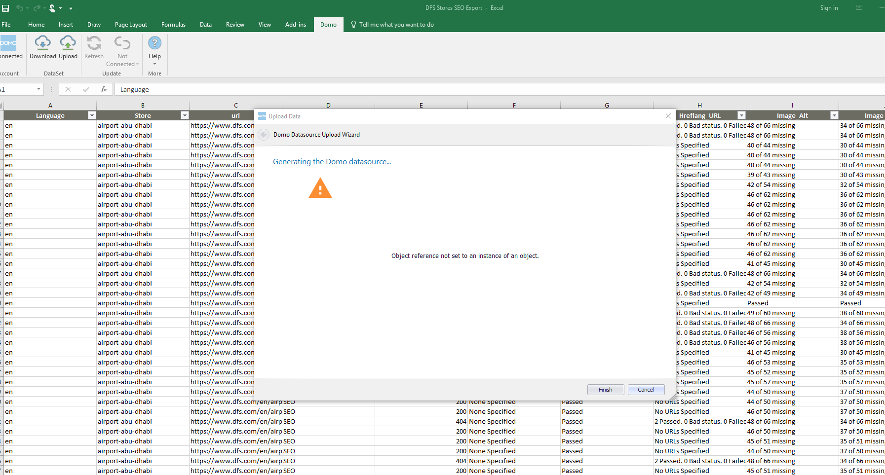 Excel plugin issue.PNG